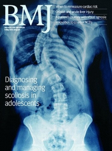 British Medical Journal (BMJ) - 4 mai 2013
