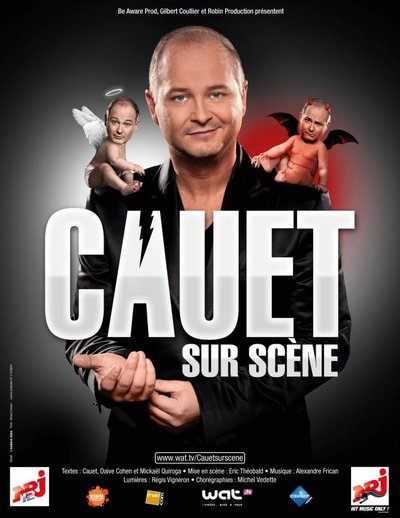 Cauet Sur Scène -  Picard For Ever (2013) [Multi]