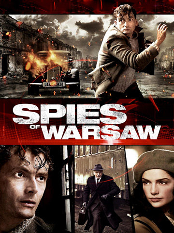 Spies Of Warsaw affiche