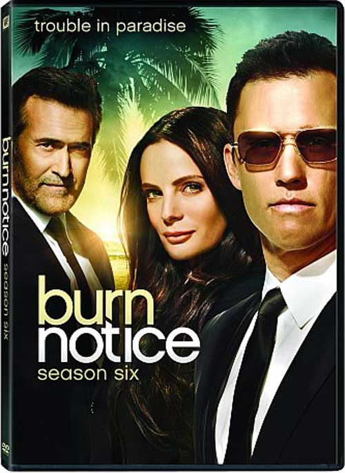 Burn Notice [Saison 06 french] [E01 a 16] HDTv & HD