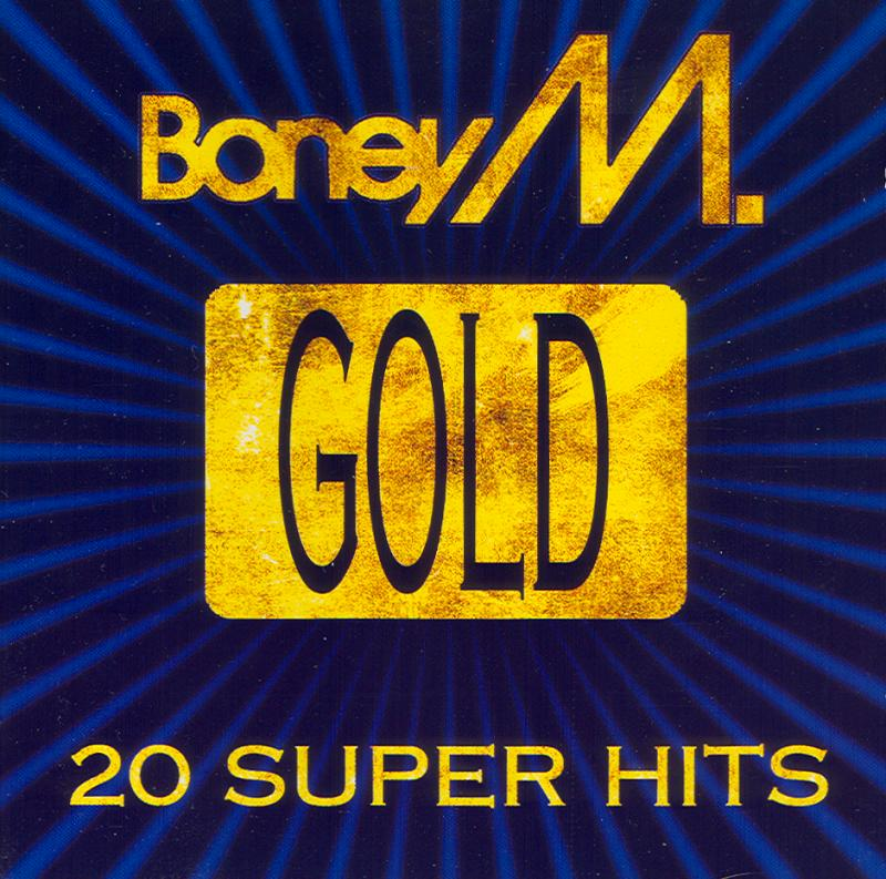 Boney M - Gold 20 Super Hits [Multi]