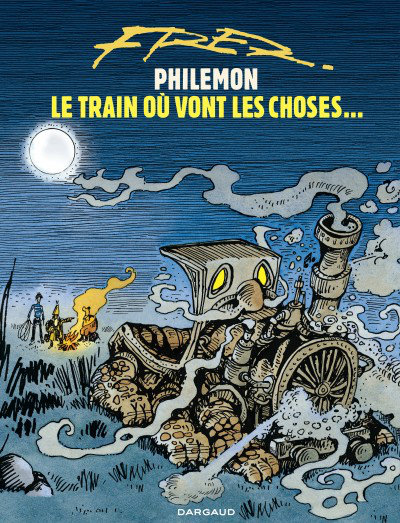 [Multi]  Philemon T16 Le train où vont les choses [BD]