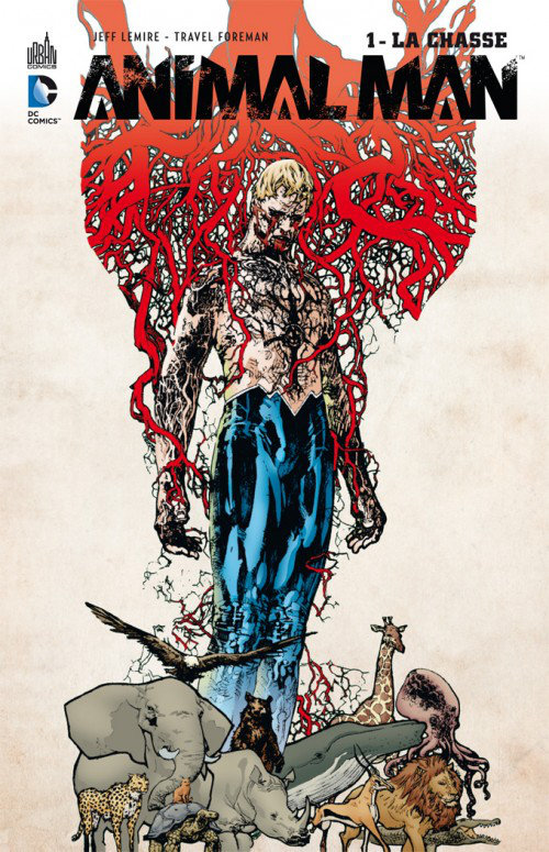 [MULTI] Animal Man - T01 - La chasse