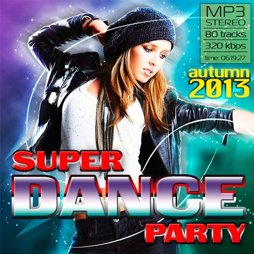 Super Dance Party Autumn (2013) [Multi]