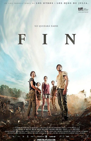 The End (Fin) affiche