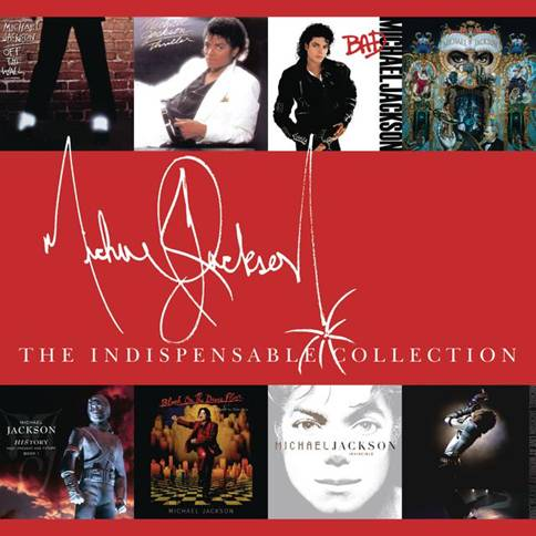 Michael Jackson-The Indispensable Collection (2013)