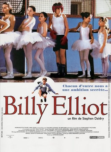 Billy Elliot affiche