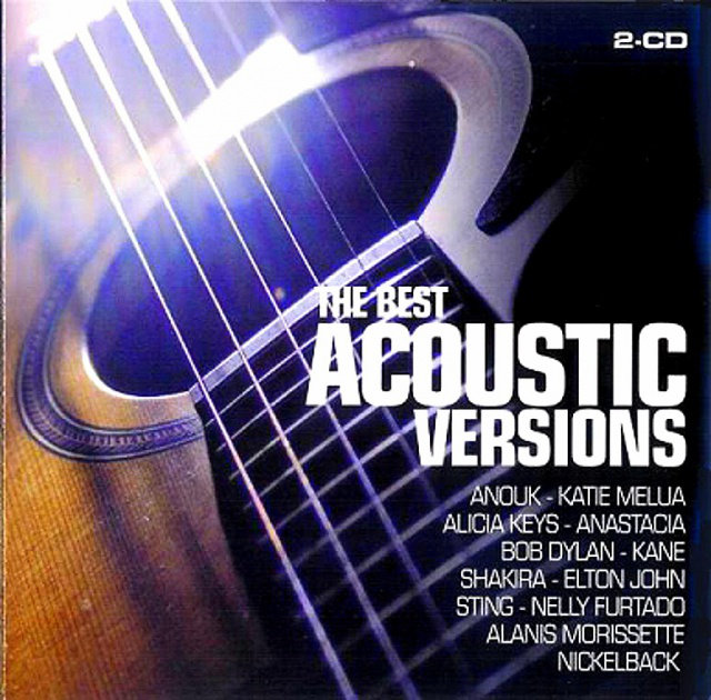 The Best Acoustic Versions (2007) [Multi]
