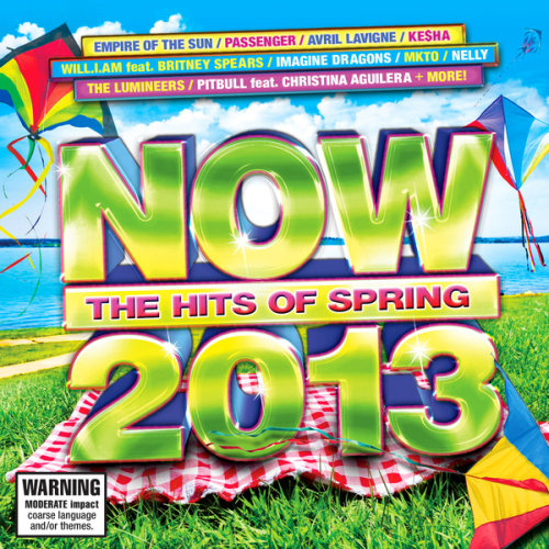 Now The Hits Of Spring 2013 [Multi]