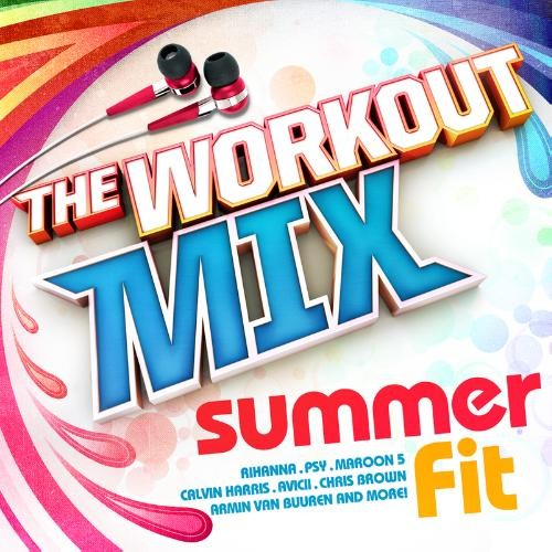 The Workout Mix - Summer Fit (2013) [Multi]