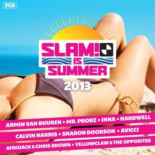 VA - Slam Is Summer (2013)