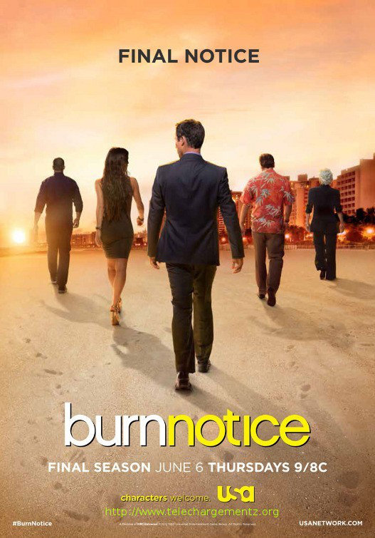 Burn Notice [Saison 07 Vostfr] [E01 a 12/??] [HDTV & HD]