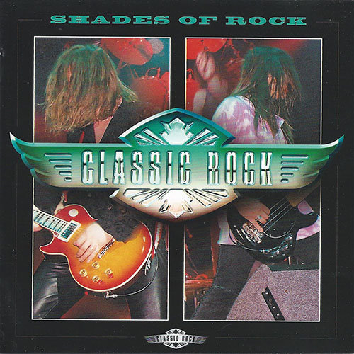 Classic Rock - Shades Of Rock (Flac) [Multi]