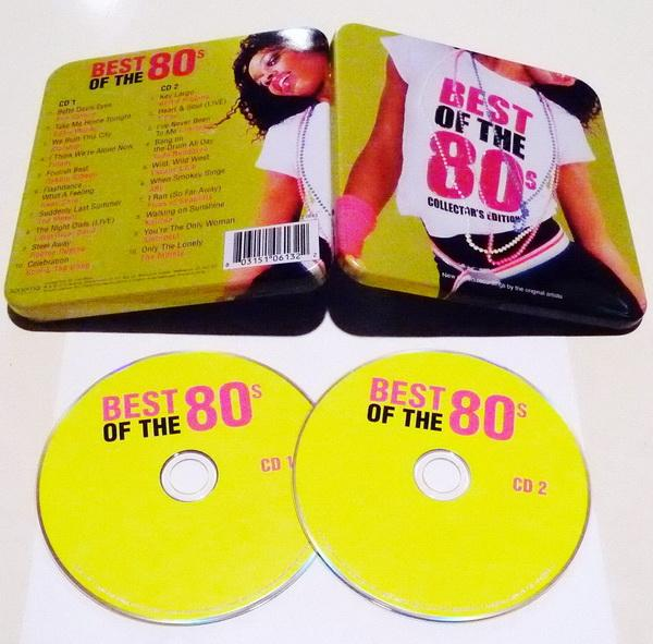 Hits Of The 80's - Collectors Edition