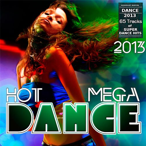 Hot Mega Dance (2013) [Multi]