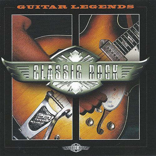 Classic Rock - Guitar Legends (Flac) [Multi]