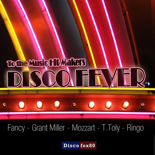 Disco Fever - Discofox 80 (2013) [Multi]