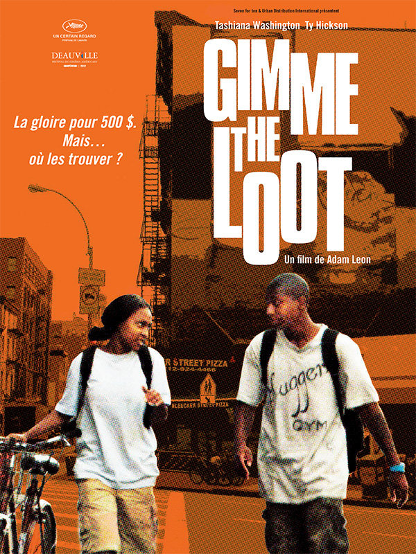 Gimme the Loot affiche