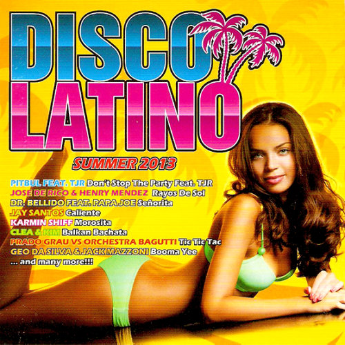 Disco Latino Summer (2013) [Multi]