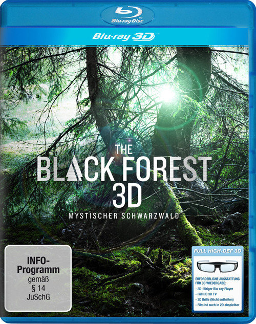 The Black Forest | Multi | Full Blu-Ray 3D | 2012
