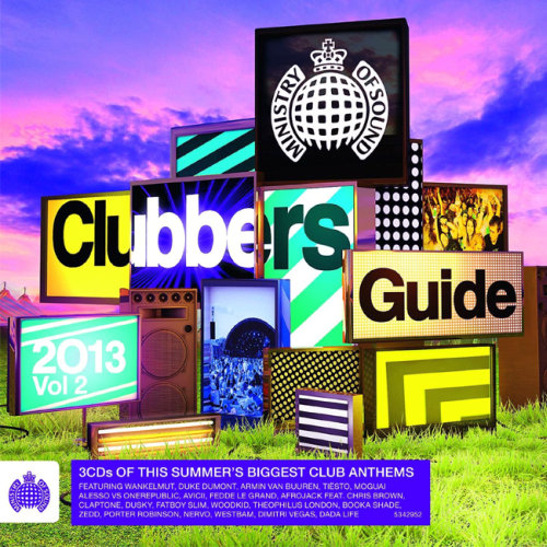Ministry Of Sound Clubbers Guide 2013 Vol.2 [Multi]