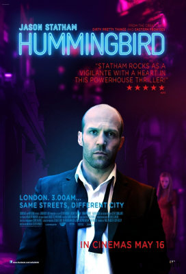 Crazy Joe (Hummingbird) - 2013 affiche