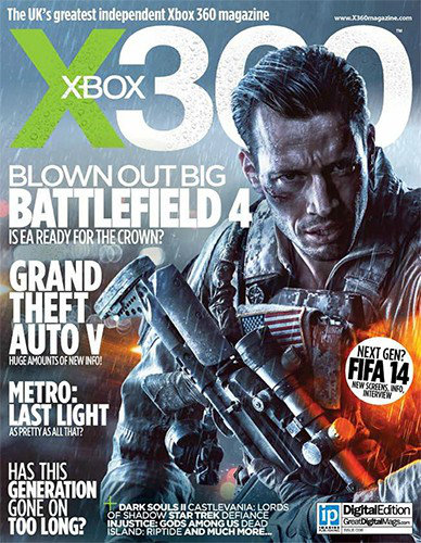 X360 Magazine Issue 98 2013 (Royaume-Uni)