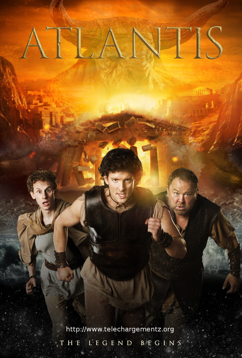 Atlantis [Saison 01] [FRENCH] [ BDRIP & HD] E13
