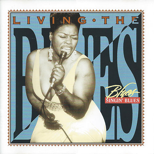 Living The Blues - Singing Blues (Flac) [Multi]