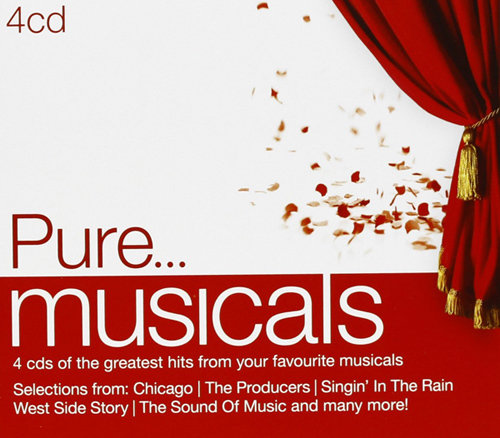 Pure... Musicals (2013) [Multi]