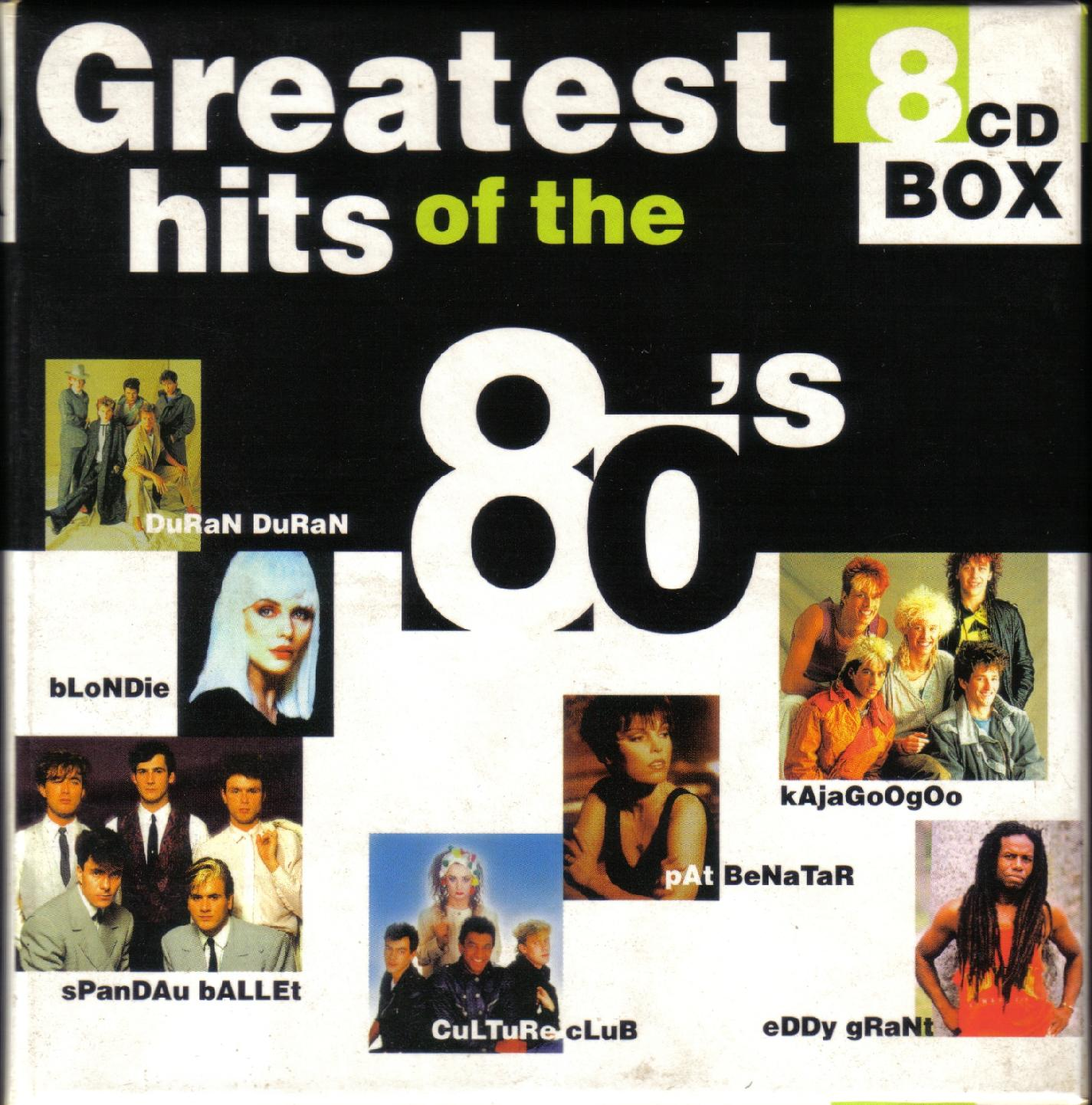Greatest Hits Of The 80's [Multi]