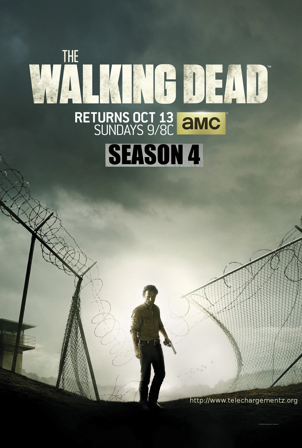 The Walking Dead  (2013) [Saison 04 ] VOSTFR  [16/E16] HDTV & HD