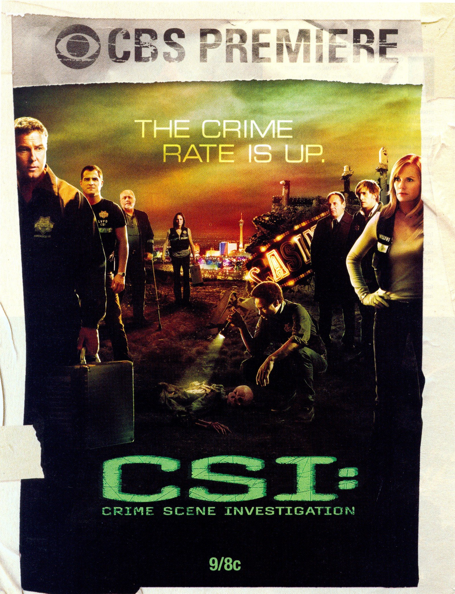 CSI New York [Saison 09] [FRENCH] [complet]  HDTV & HD
