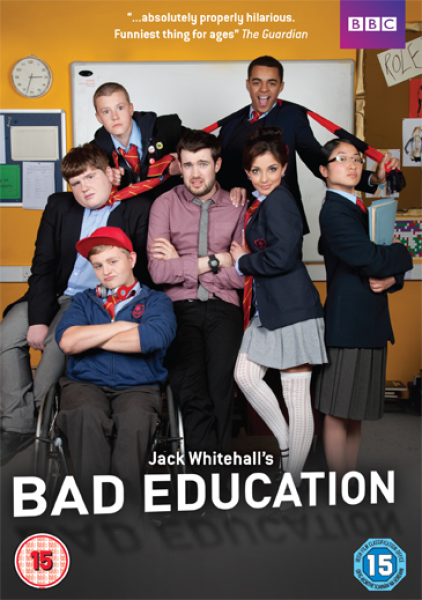 Bad Education [Saison 02] [Vostfr] [E01