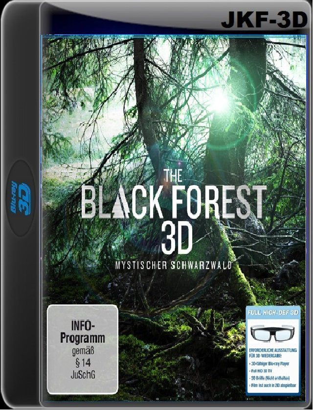 The Black Forest | Multi | Blu-Ray 3D SBS | 2012 | French