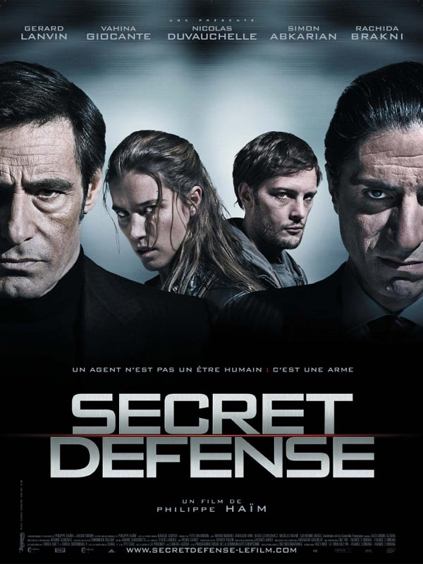 Secret Défense affiche