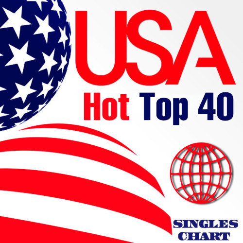 US Top 40 Singles Chart 07 July (2013) [Multi]