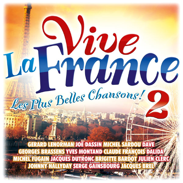 Vive La France Vol.2 (2013) [Multi]