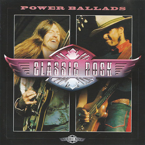 Classic Rock - Power Ballads (Flac) [Multi]
