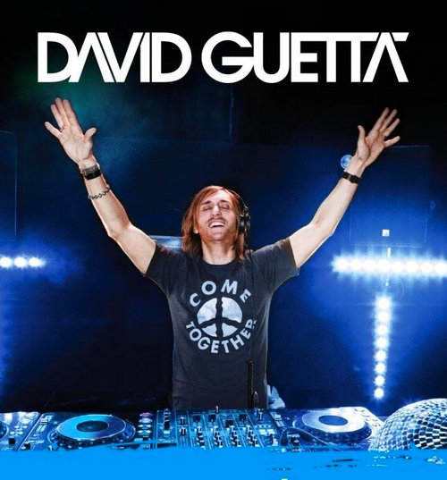 David Guetta - DJ Mix 160 (20-07-2013)
