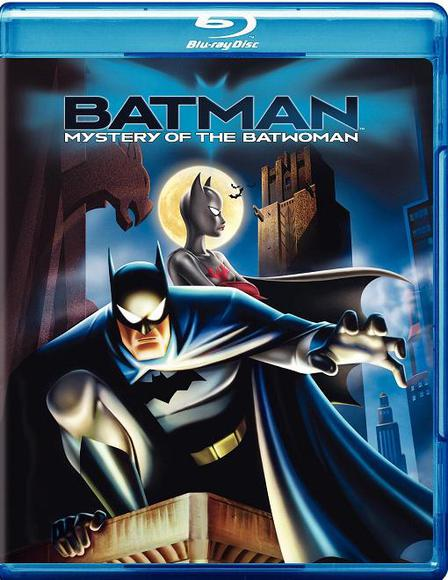 Le mystere de Batwoman [HDRip-720p]  [Multilanguage]