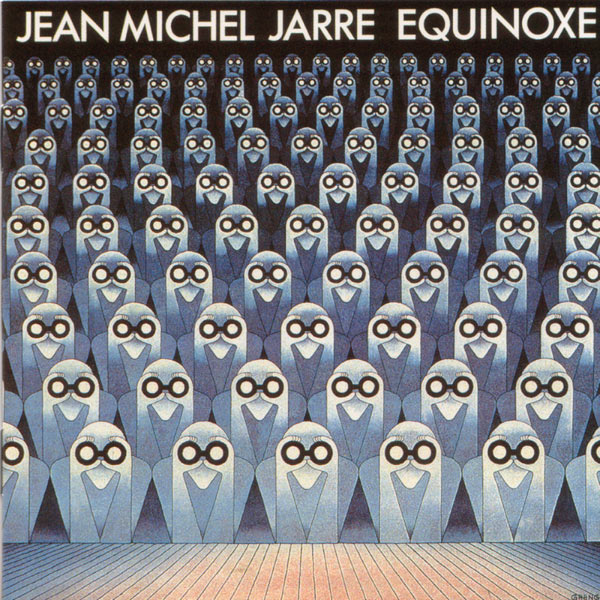 Jean Michel Jarre - Equinoxe Remastered [Multi]