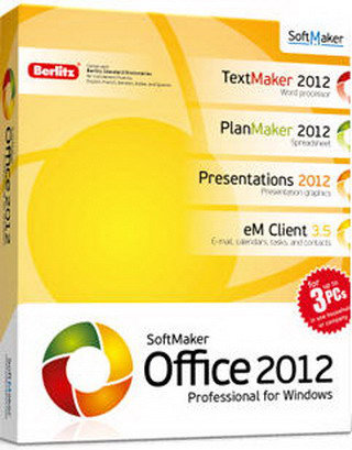 SoftMaker Office Professional 2012 rev 679 Multilanguage + Keygen [Multi]