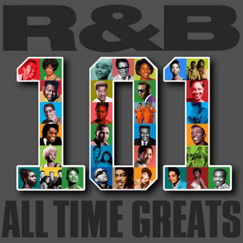 R&B - 101 All Time Greats(2013)