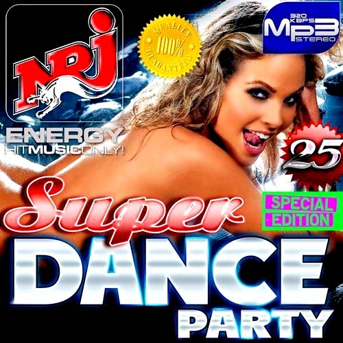 Super Dance Party 25 (Special Edition) (2013) [Multi]