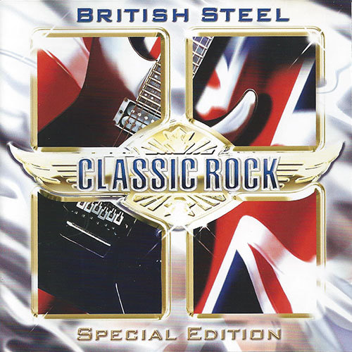 Classic Rock - British Steel (Flac) [Multi]
