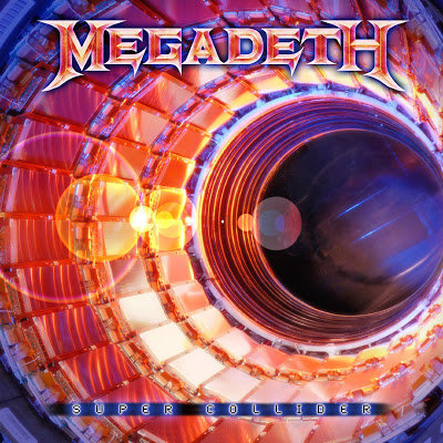 Megadeth - Super Collider (2013) [Multi]