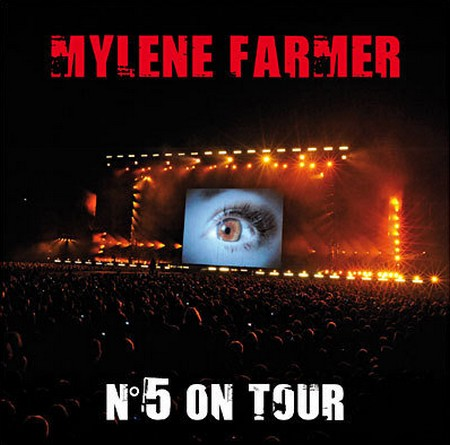 Mylene Farmer - Live N°5 On Tour [Multi]