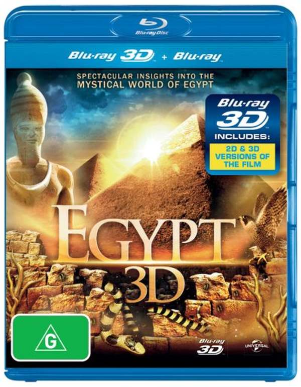 Egypt  3D | Multi | Truefrench | Blu-Ray 3D SBS
