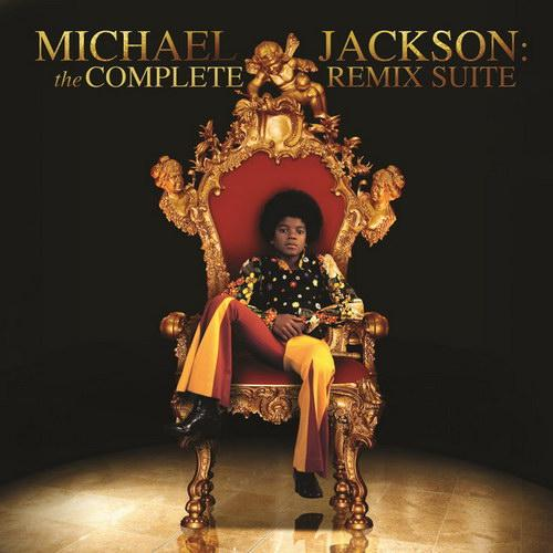 Michael Jackson - The Complete Remix Suite (2013) [Multi]